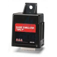 Емулатор AEB 392 - ниво на бензин