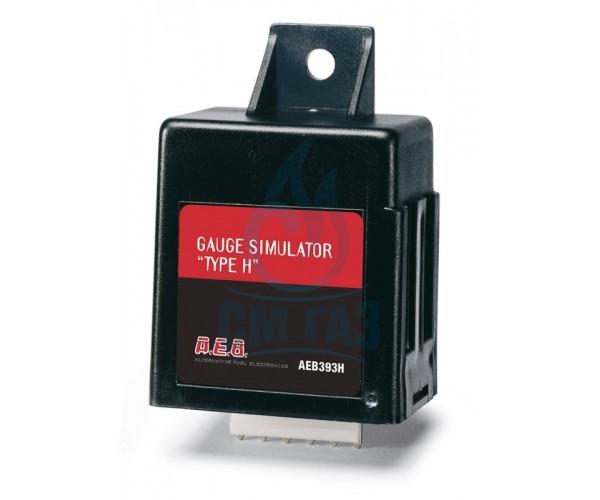 Емулатор AEB 393 - ниво на бензин