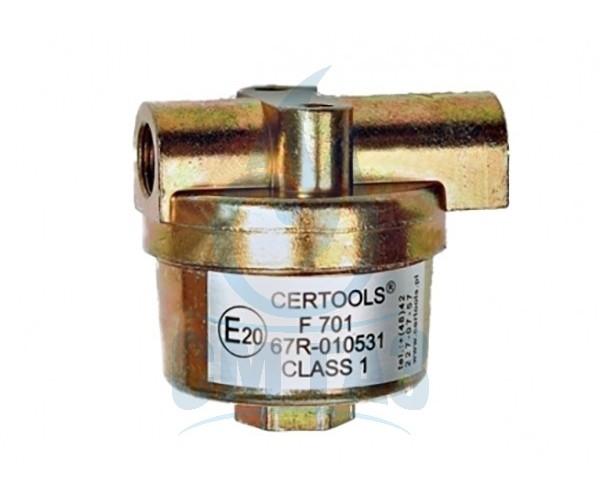 Филтър за течна фаза Ø6 М10Х1