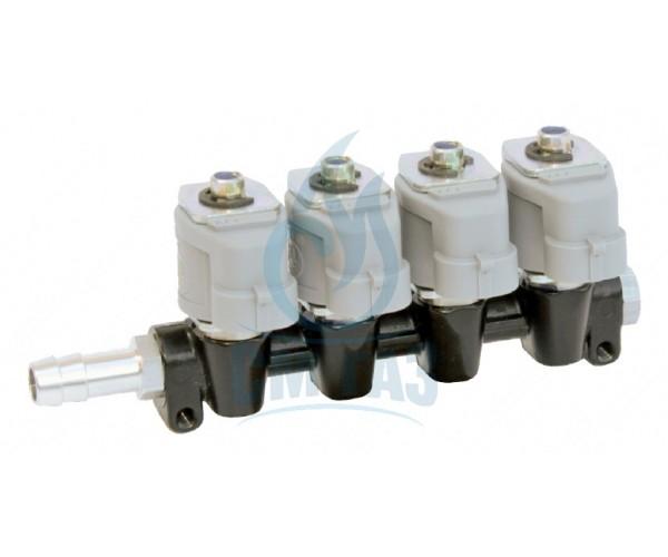 Инжекторна рейка RAIL тип IG1 HD 4 цил.