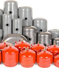 Газови бутилки